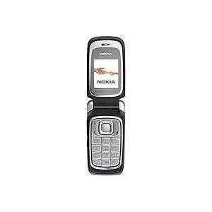 Nokia 6085téléphone Portable-Argent - Publicité
