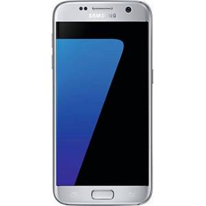 Samsung Galaxy S7 Smartphone débloqué 4G (Ecran: 5,1 pouces 32 Go Android) Argent (Import Allemagne) - Publicité