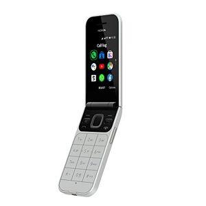 Nokia 2720 Portable débloqué 4G (2,8 pouces 4Go stockage Double Sim KaiOS V2.5) Gris - Publicité