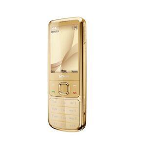 Nokia 6700 classic Téléphone portable UMTS / GPRS / Bluetooth / Appareil photo / Plaqué or 18 carats Doré (Import Allemagne) - Publicité