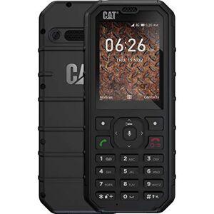 Caterpillar CAT B35 Feature Phone, 2.4″ Affichage QVGA Double SIM, batterie de 2 300 mAh (jusqu'à 720 heures en veille) - Publicité