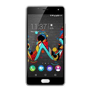 Wiko U Feel Smartphone débloqué 4G (Ecran: 5 pouces 16 Go Double SIM Android) Slate - Publicité