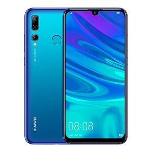 Huawei P Smart+ 2019, Smartphone, LTE, Systme d'exploitation: Android 9.0 (Pie), Capacité: 512 GB, écran FHD+, 415 ppi 6.21 pouces, Camera 24+16+2 MP, f1.8 f2.2 (grandangolare) f2.4 Al, Blue [Italia] - Publicité