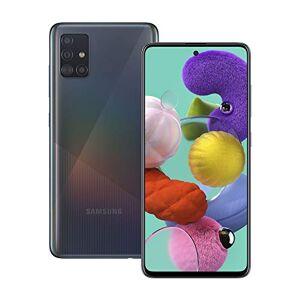 Samsung Galaxy A51 Débloqué 4G (6,5 pouces 128 GB Android) Noir - Publicité