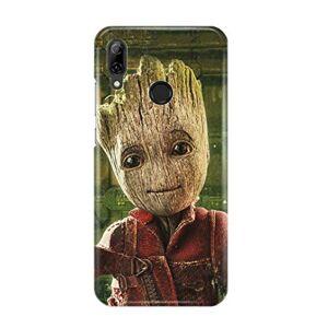 Case Me Up Coque téléphone pour Huawei P Smart 2019 Groot Guardians of The Galaxy Superhero Marvel Comics 16 Dessins - Publicité