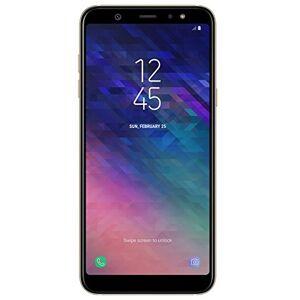Samsung Galaxy A6+ Smartphone Bundle (6,0 pouces, 32 Go de Mémoire Interne), Or, Version Allemande - Publicité