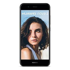 Huawei Nova 2 Smartphone portable débloqué (Ecran: 5 pouces 16 Go Dual SIM Android OS v6.0 Marshmallow) Noir - Publicité