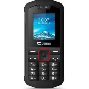 CROSSCALL Spider-X1 Téléphone Portable Débloqué 2G (Ecran: 1,77 pouces 32 Go ROM Dual SIM) Noir - Publicité