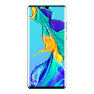 Huawei P30 Pro Smartphone débloqué 4G (6,47 pouces 8/128 Go Double Nano SIM Android 9) Bleu aurora - Publicité