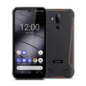 Siemens Gx290 Smartphone Ultra-Résistant Débloqué 4G (Grand cran Hd+ 6,1 Pouces, Android Pie 9.0, Batterie 6200 Mah, 3 Go Ram, 32 Go Rom) Gris Titanium - Publicité