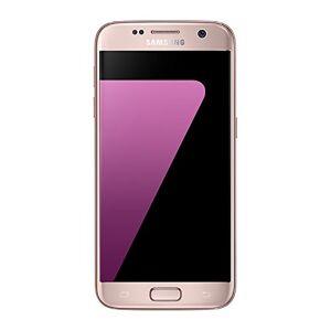 Samsung Galaxy S7 Smartphone débloqué 4G (Ecran: 5,1 pouces 32 Go Nano-SIM Android Marshmallow 6.0) Rose - Publicité