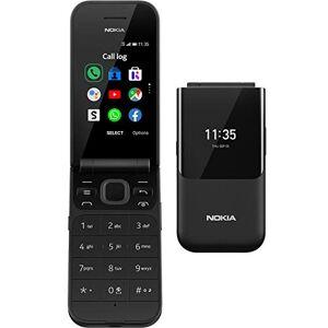 Nokia 2720 2.8 Inch 4G UK SIM-Téléphone Gratuit avec Assistant Google (SIM unique) Noir - Publicité
