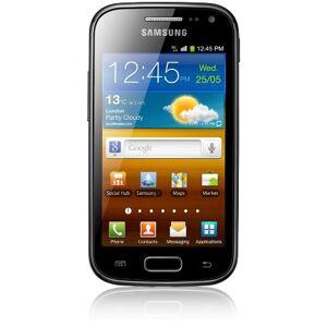 Samsung Galaxy Ace 2 GT-I8160 Smartphone débloqué (3.8 pouces 4 Go) Noir (import Espagne) - Publicité