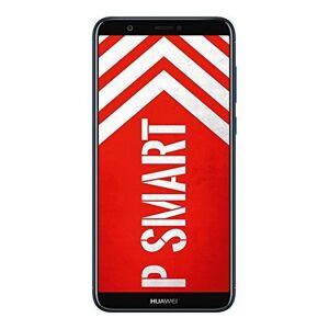 Huawei P Smart Smartphone Blue Vodafone - Publicité
