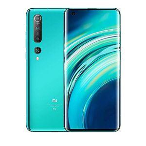 "Xiaomi Mi 10 16,9 cm (6.67"") SIM Unique Android 10.0 5G USB Type-C 8 Go 256 Go 4780 mAh Vert - Publicité"