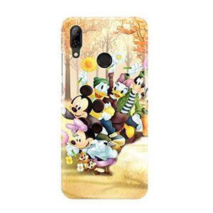 Case Me Up Coque téléphone pour Huawei P Smart 2019 Mickey Mouse Sweet Disney Cute 20 Dessins - Publicité