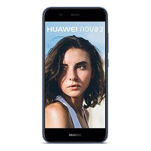 Huawei Nova 2 Smartphone portable débloqué (Ecran: 5 pouces 16 Go Dual SIM Android OS v6.0 Marshmallow) Bleu - Publicité