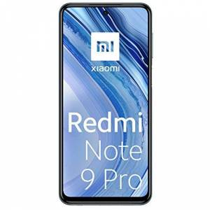 "Xiaomi Redmi Note 9 Pro Smartphone 6GB RAM 128GB ROM 6.67"" DotDisplay 64MP AI Quad Caméra 5020mAh (typ)* NFC Gris - Publicité"