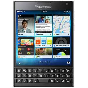Blackberry Passport UK - Publicité
