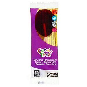 Candy Sucettes au got de cassis (sans gluten) BIO 13 g - Publicité