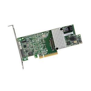 LSI MegaRAID SAS 93618i PCI Express x812Gbit/sRAID Controllers (SAS, Serial ATA, PCI Express x8, full-height (low-profile), DDR3, en55022, en55024, eN60950, en 610003-2, en 610003-3; FCC classe a, classe b; ul1950; UL, CSA c22.2;, 055C) - Publicité