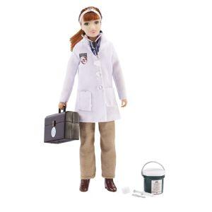 Breyer 522 Figurine Animal Laura Vétérinaire avec Accessoires - Publicité
