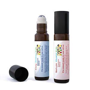 AROMATA Nature Shield Kids L'huile Essentielle Renforcement Du Système Immunitaire Pour Enfants, Easy Breezy Kids Traitement Actif Des Allergies Roll On De 10 Ml (1/3 Fl Oz) Lot de 2 - Publicité