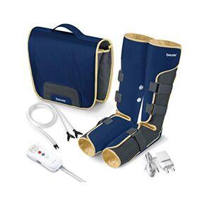 Beurer FM 150 Appareil de massage des jambes, massage à pression d'air à domicile, appareil de massage veineux électrique pour les tensions et les jambes lourdes - Publicité