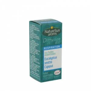Naturesun aroms Mélange Diffusion Respiration Bio Flacon 10 ml - Publicité