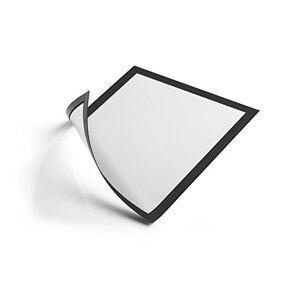 Durable DURAFRAME Magnetic A4 cadre aimanté DURAFRAME Magnetic A4. Pour information : en format A4, 1 pice. noir - Publicité