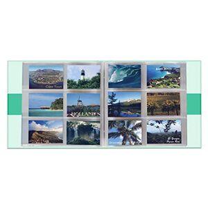 Leuchtturm (347771 Album Postcards pour 600 Cartes Postales, avec 50 Feuilles reliées - Publicité