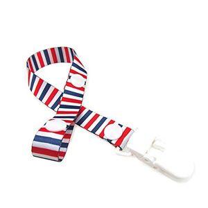 ProperLI Chane de dentition Sucette Clip,  Attache-tétine pour bébé d'allaitement Sangle, Attache-sucette mamelon - Publicité