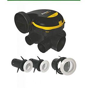 Aldes kit easyhome auto + bip  11026032 - Publicité