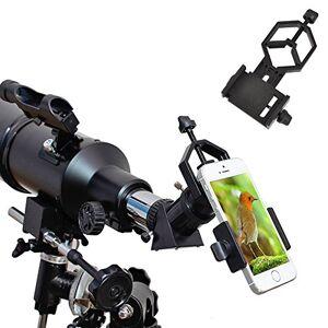 Ueasy Support universel pour téléphone portable  Compatible avec jumelle monoculaire, loupe binoculaire, télescopes et microscopes - Publicité