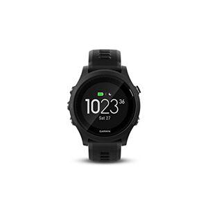 Garmin Forerunner 935Bluetooth Black Sport WatchSport Watches (Black, Polymer, Water Resistant, Silicone, Glass, 5ATM) - Publicité