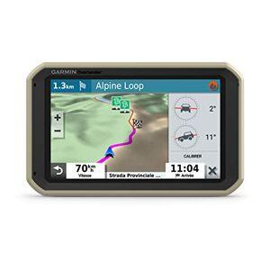 Garmin Overlander- GPS tout-Terrain, Robuste et Polyvalent 7 Pouces Cartes Europe, Moyen-Orient et Afrique Cartes TOPO Préchargées Jauges de Tangage et de Roulis - Publicité