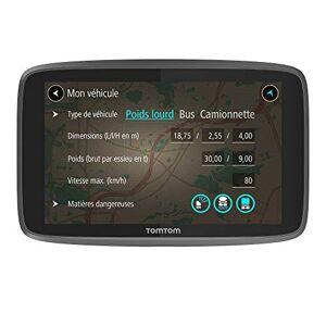 TomTom GPS Poids Lourds GO Professional 520 5 pouces, Cartographie Europe 49, Trafic via Smartphone - Publicité