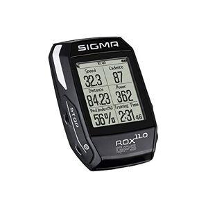 Sigma Compteur GPS de vélo Mixte Adulte, Noir - Publicité
