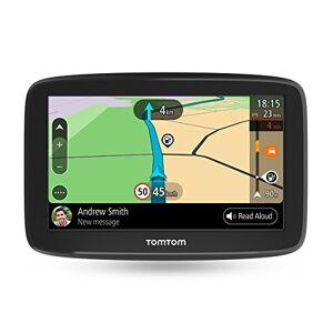 TomTom GO BASIC (5 Pouces) GPS Auto Cartographie Europe 48, Bluetooth, Noir [Version allemande] - Publicité