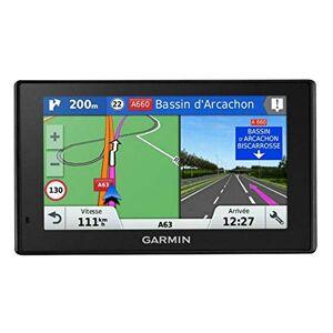 """Garmin DriveSmart 51 LMT-S Fixe 5"""" TFT cran Tactile 173,7 g Noir Navigateur GPS (Multi, Europe du Sud, 12,7 cm (5""""), 480 x 272 Pixels, TFT, Horizontal) - Publicité"""