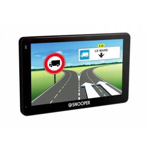 Snooper PL 2200 Truckmate GPS Eléments Dédiés  la Navigation Embarquée Europe Fixe, 16:9 - Publicité