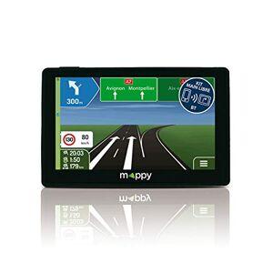 Mappy GPS ITI S456 (Écran : 4, 3 Pouces 15 pays Mise à jour Gratuite jusqu'à 4 fois par an) Noir - Publicité