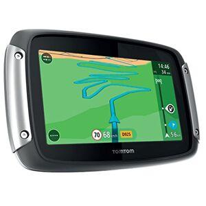 TomTom Rider 400 GPS Eléments Dédiés  la Navigation Embarquée Europe Fixe, 16:9 (Import Europe) - Publicité