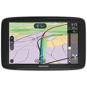 TomTom GPS Voiture VIA 62 6 Pouces, Cartographie Europe 49, Trafic Via Smartphone, Appel Mains-Libres - Publicité