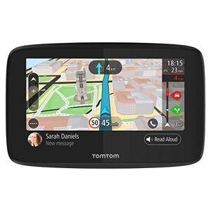 TomTom GPS Voiture GO 520 5 Pouces Cartographie Monde, Trafic, Zones de Danger via Smartphone, Appel Mains-Libres - Publicité