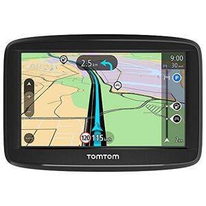 TomTom GPS Voiture Start 42, 4 Pouces, avec les Cartes d'Europe, Essai des Alertes de Zones de Danger, Fixation Reversible Intégrée - Publicité
