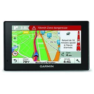 Garmin DriveSmart 50 LM GPS Auto 5 Pouces Cartes 24 pays gratuites  vie Cartes et Trafic gratuits  vie - Publicité