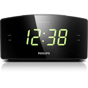 Philips AJ3400 Radio-Réveil avec écran, radio FM numérique - Publicité