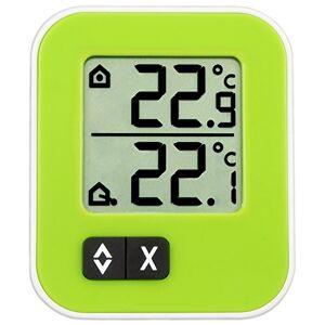 TFA-Dostmann TFA 30.1043.04 Moxx Thermomtre numérique d'intérieur et d'extérieur - Publicité