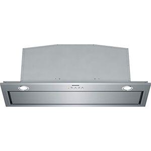 Siemens Groupe filtrant  LB88574 Hotte aspirante Intégrable largeur 86 cm Débit d'air maximum (en m3/h) : 730 Niveau sonore Décibel mini. / maxi. (en dBA) : 52 / 65 - Publicité